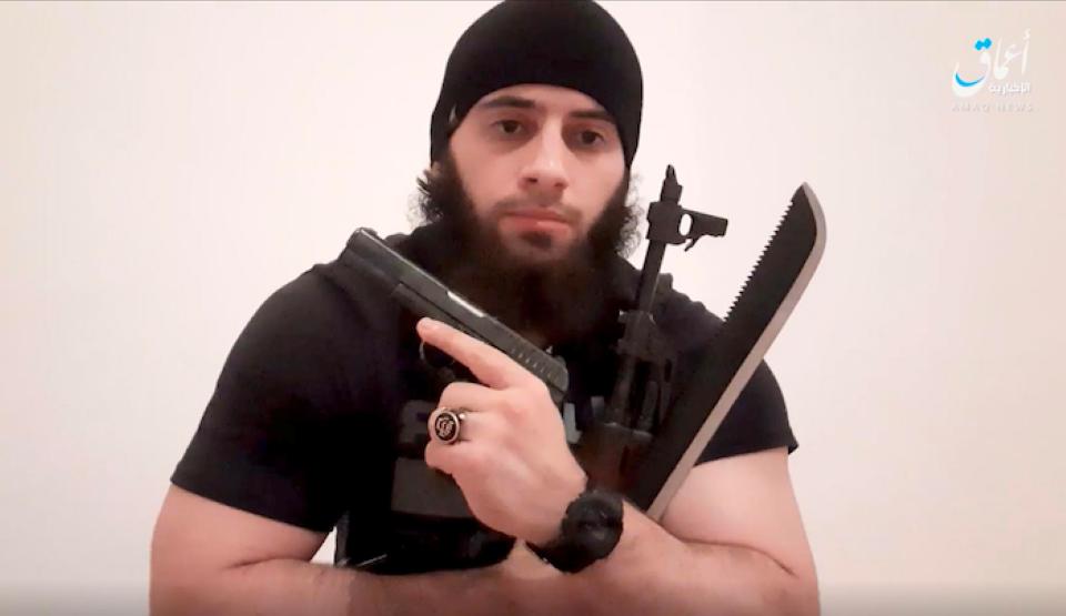 Vídeňský džihádista chtěl vystřílet kostel plný dětí