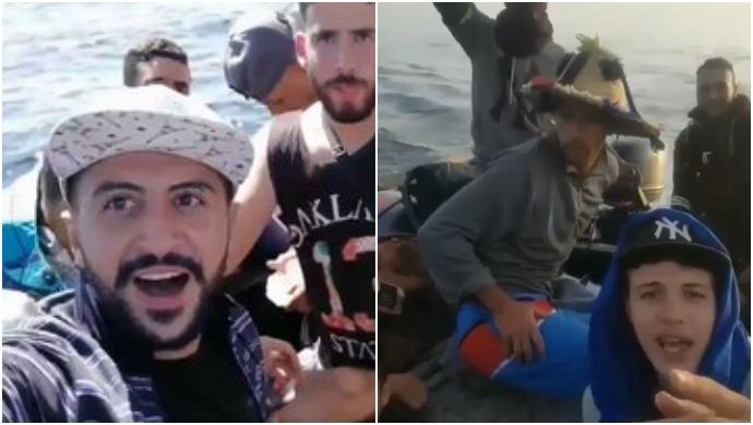 Italové, podřízneme vám hrdlo, zpívají vetřelci, kteří připluli na Sardinii (video)