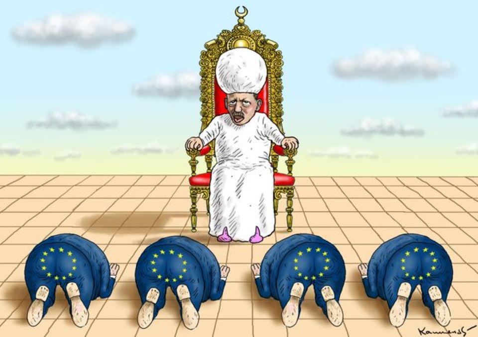 Erdogan naléhá na to, aby se stalo Turecko co nejdřív plnohodnotným členem EU