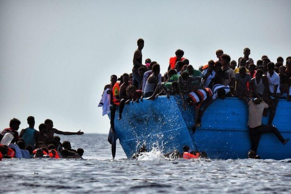 Na ostrov Lampedusa stále připlouvají tisíce  džihádistů (videa)