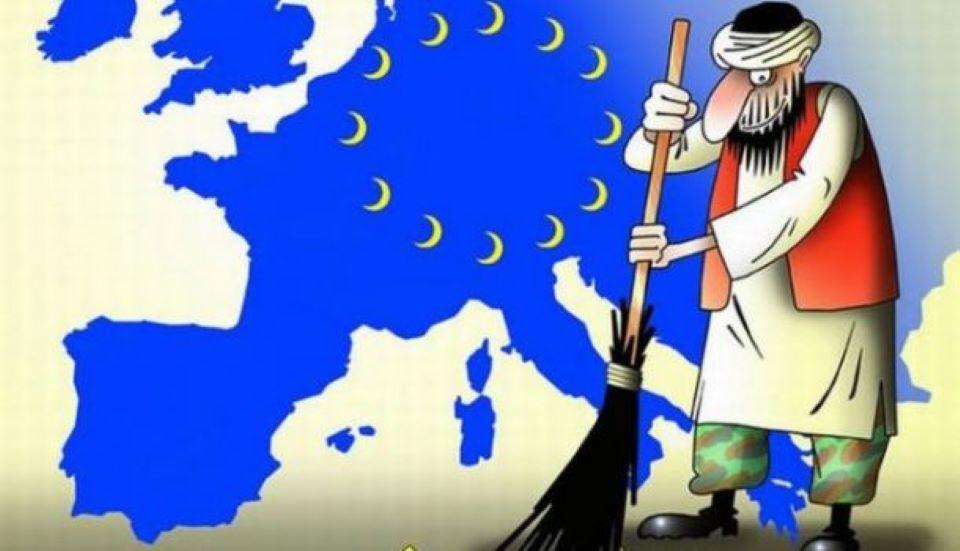 Islamizace Evropy v přímém přenosu (videa)