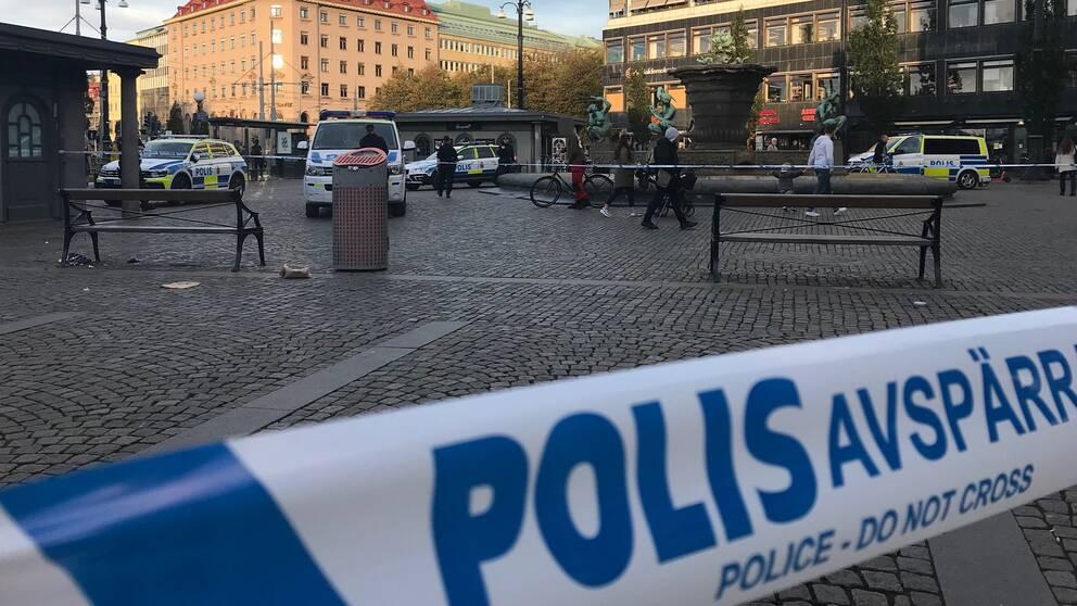 Švédská policie varuje před vstupem do muslimské no-go zóny