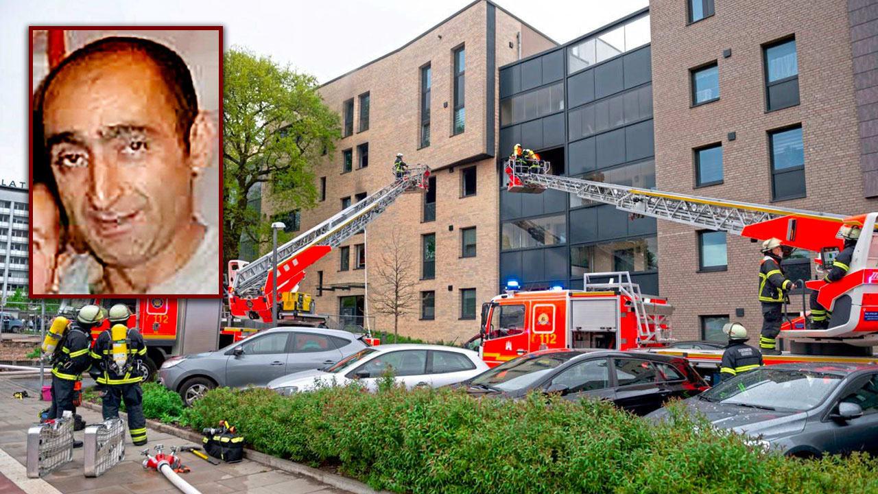 Hamburk: Turek polil manželku a děti benzínem a pokusil se je upálit