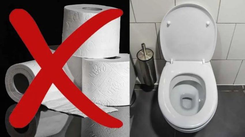 Švédská obec chce v rámci boje proti klimatickým změnám recyklovat použitý toaletní papír