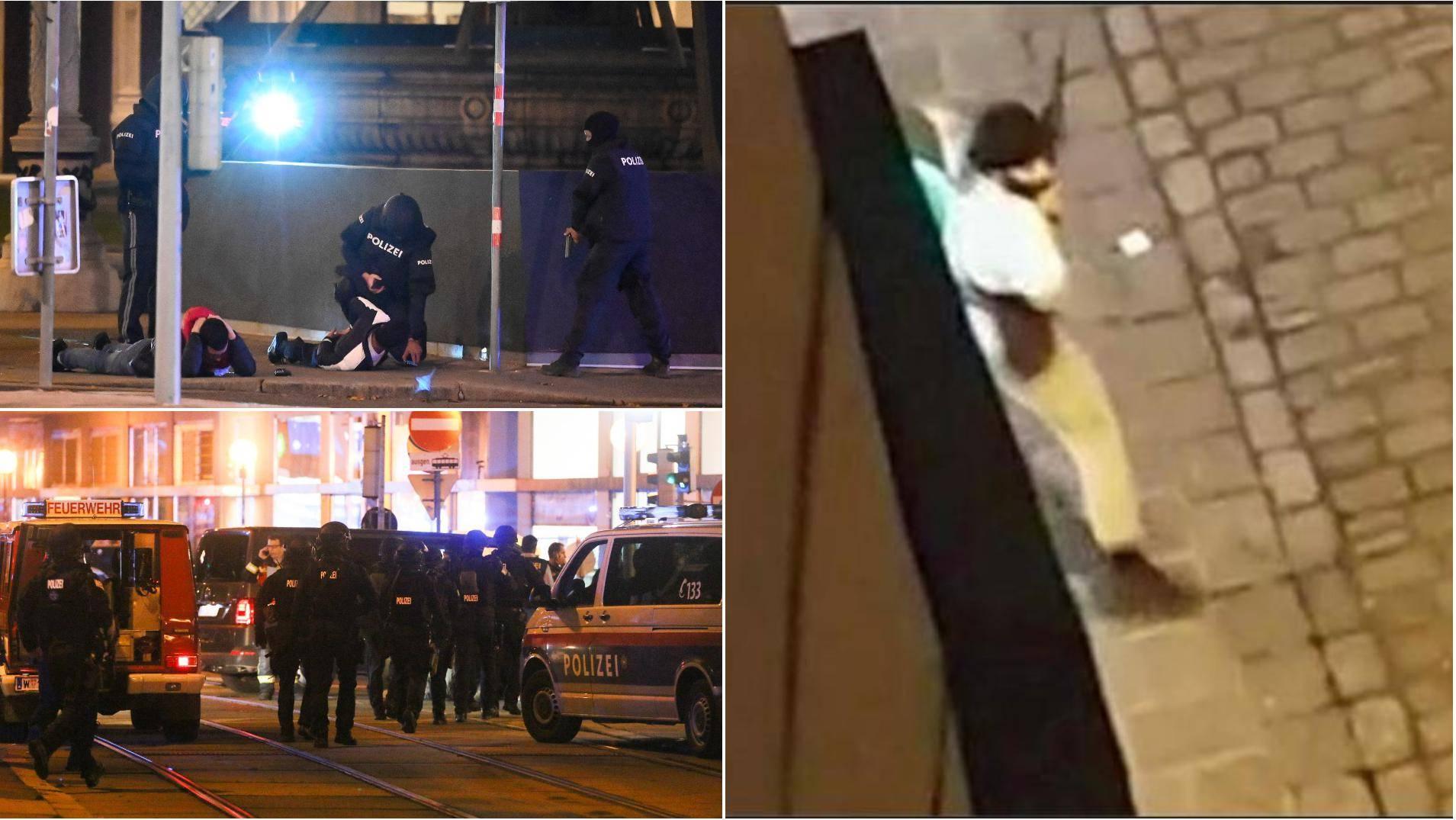 Rakousko: Mohamedáni natočili video z údajné popravy den po útoku ve Vídni