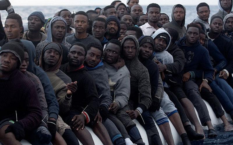 V Itálii dali azyl vetřelci, který v Africe založil požáry  a několik lidí zabil