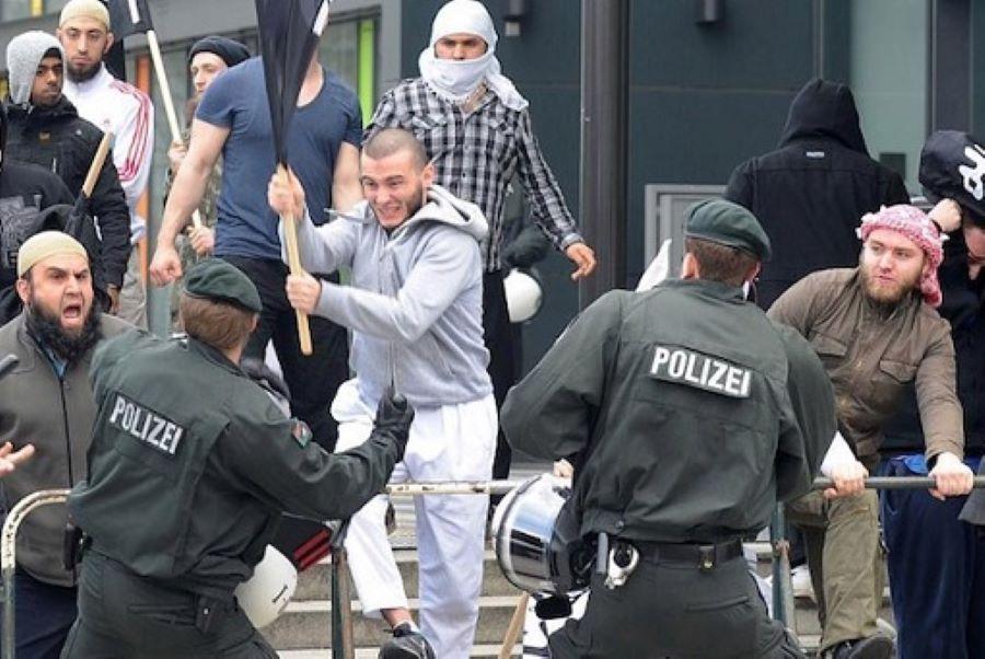 Arabské zločinné klany jsou typickým multikulturním obohacením Berlína