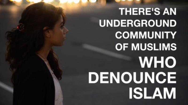"""Dívka, která konvertovala od islámu říká: """"Neexistuje žádný umírněný muslim"""""""