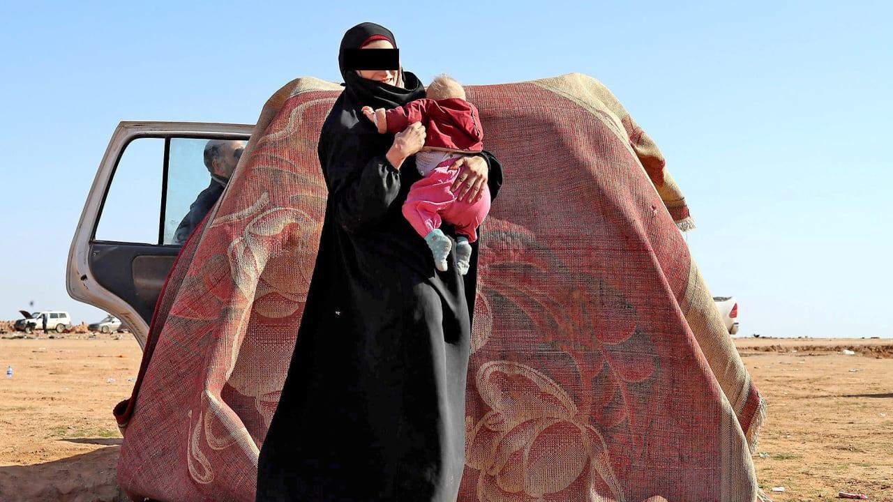 Německo si přiváží zpět džihádistky ze Sýrie