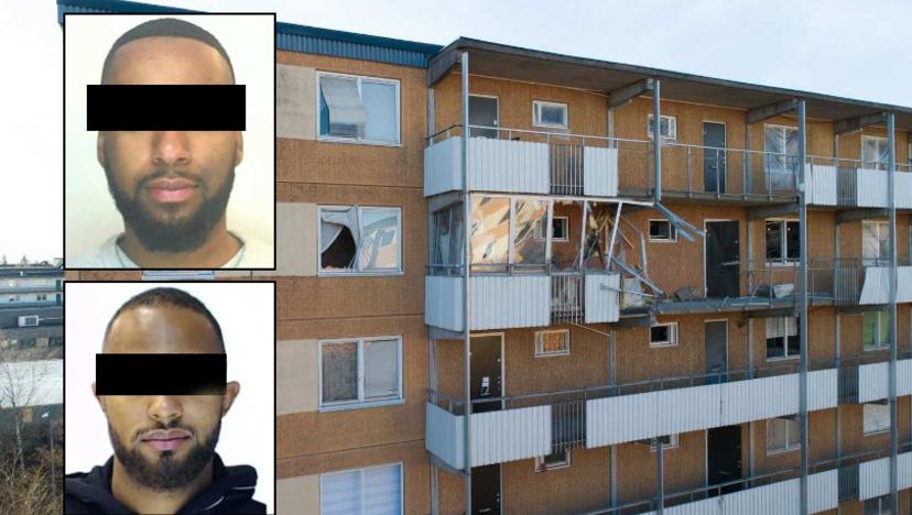 Ve Švédsku dopadli dva pachatele rozsáhlých explozí bytových domů