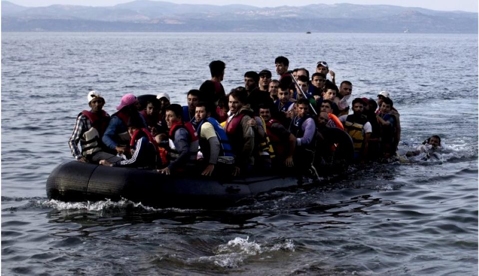 Turci si stěžují, že jim Řekové muslimské vetřelce vrací a některé prý mučí
