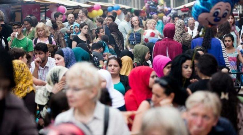 Němci přiznávají, že dochází k výměně obyvatel