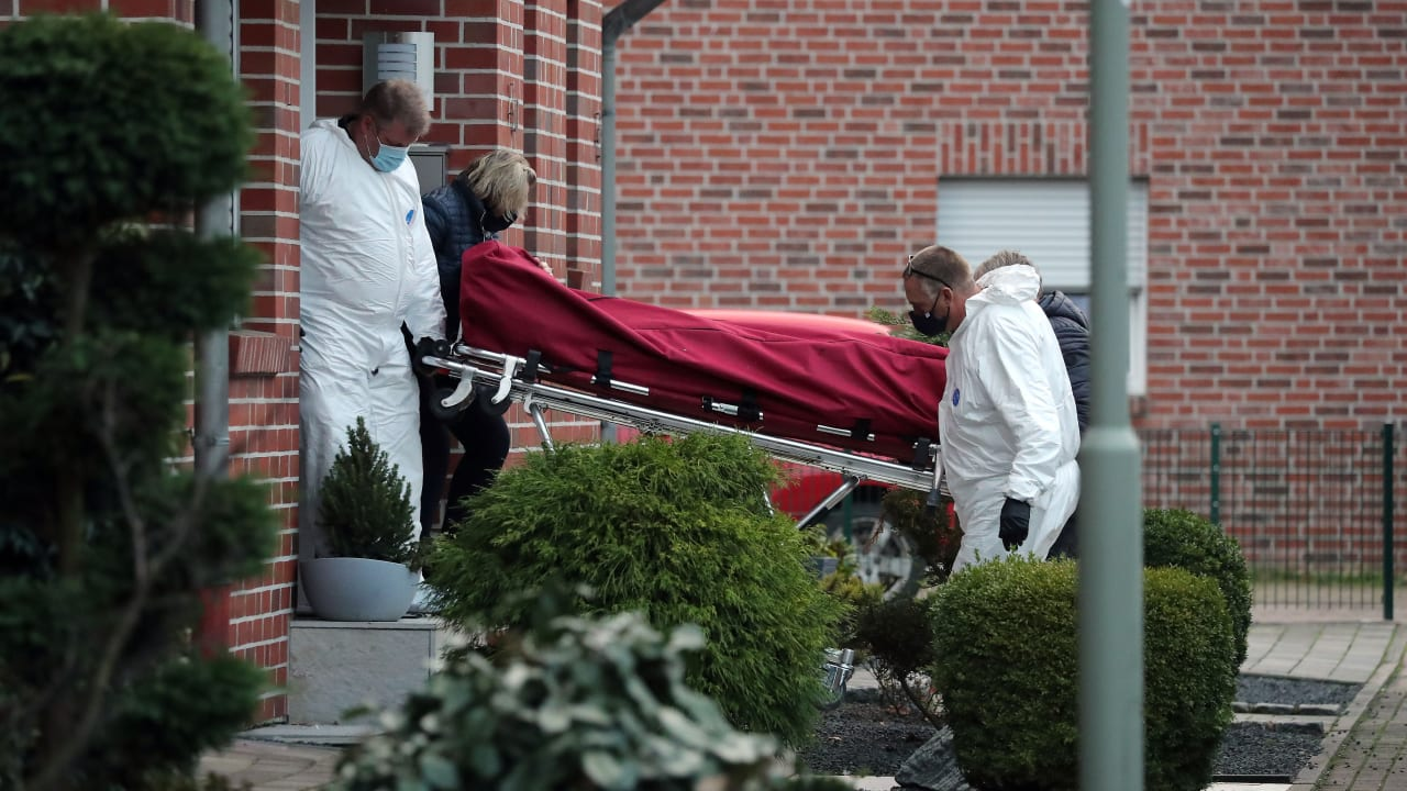 Německo: Albánec zavraždil ženu a dceru, sám se oběsil