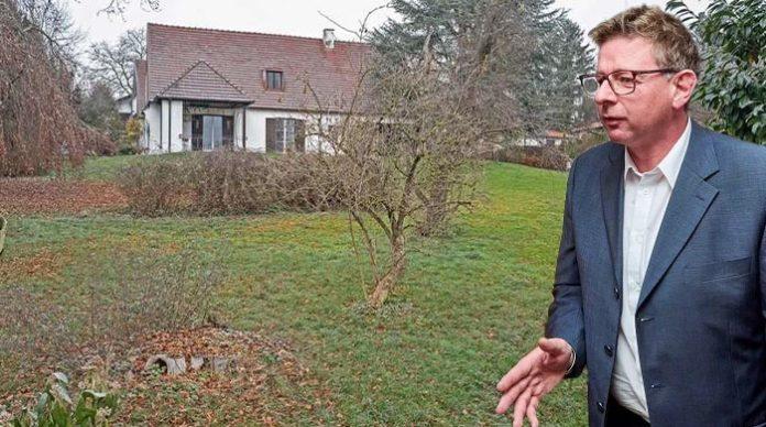 Vila v parku v lepší čtvrti – v Německu si vetřelce skutečně hýčkají