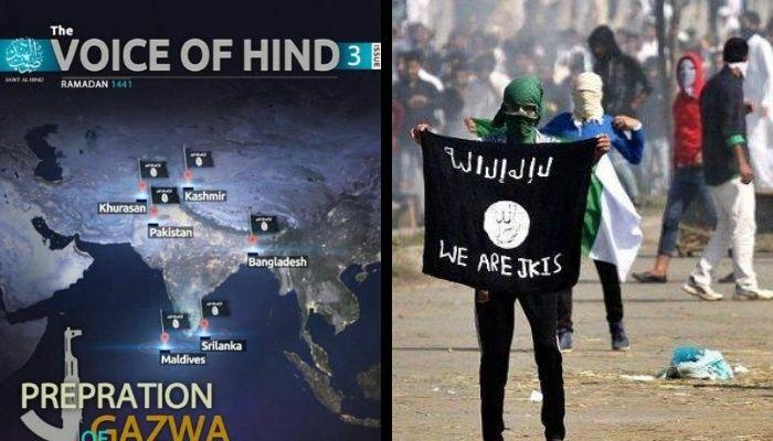 """""""Útočte třeba naostřenou tužkou"""", radí v novém časopise ISIS svým souvěrcům"""