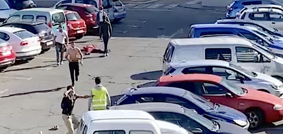 Ostrov Gran Canaria -Afričtí vetřelci napadají turisty i místní obyvatele  (video)