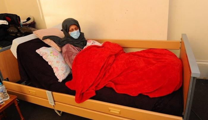 """VB: """"Chci lepší dům, to jsem mohla zůstat v Iráku"""", říká přivandrovalá muslimka"""