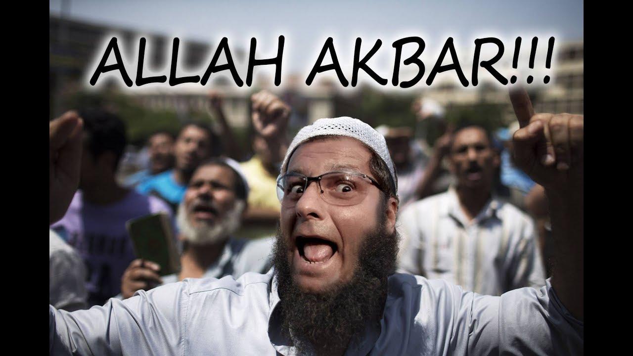 """Proč muslimové křičí při útoku """"Allahu akbar!""""?"""