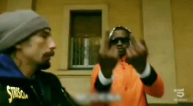 Afričtí drogoví dealeři ovládli Itálii, cítí se beztrestní