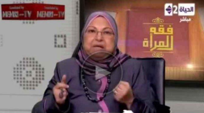 Muslimka nabádá ke znásilňování nemuslimek na dobývaných územích (video)