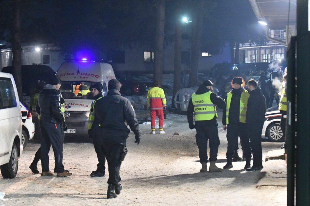 Včera došlo k velké bitce vetřelců z bosenského tábora kvůli urážce lžiproroka Mohameda (videa)