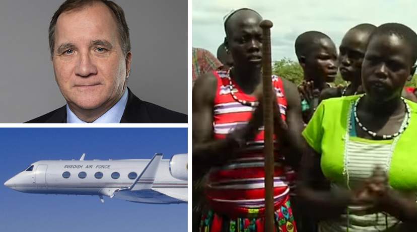 Švédsko si začalo letecky přivážet Súdánce s extrémně nízkým IQ