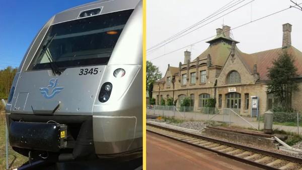V multikulturní švédské obci odmítají stavět vlaky, personál i cestující  mají strach