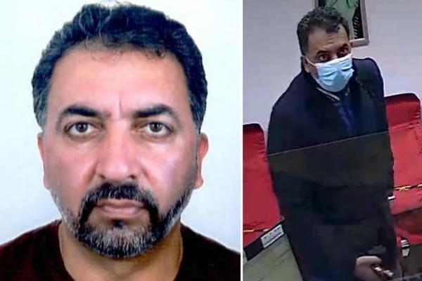 Německé policii utekl afghánský vrah