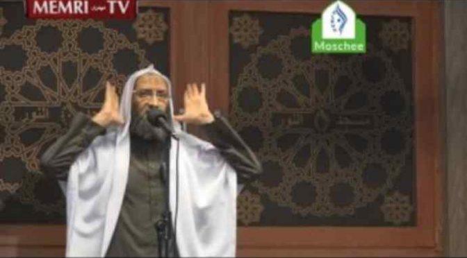 Berlínský imám říká, že ženy nesmí chodit samy ven a musí být absolutně poslušné (video)