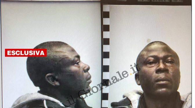 Podívejte se, jak plival africký vetřelec na italské karabiniéry, další zbil policistku (video)