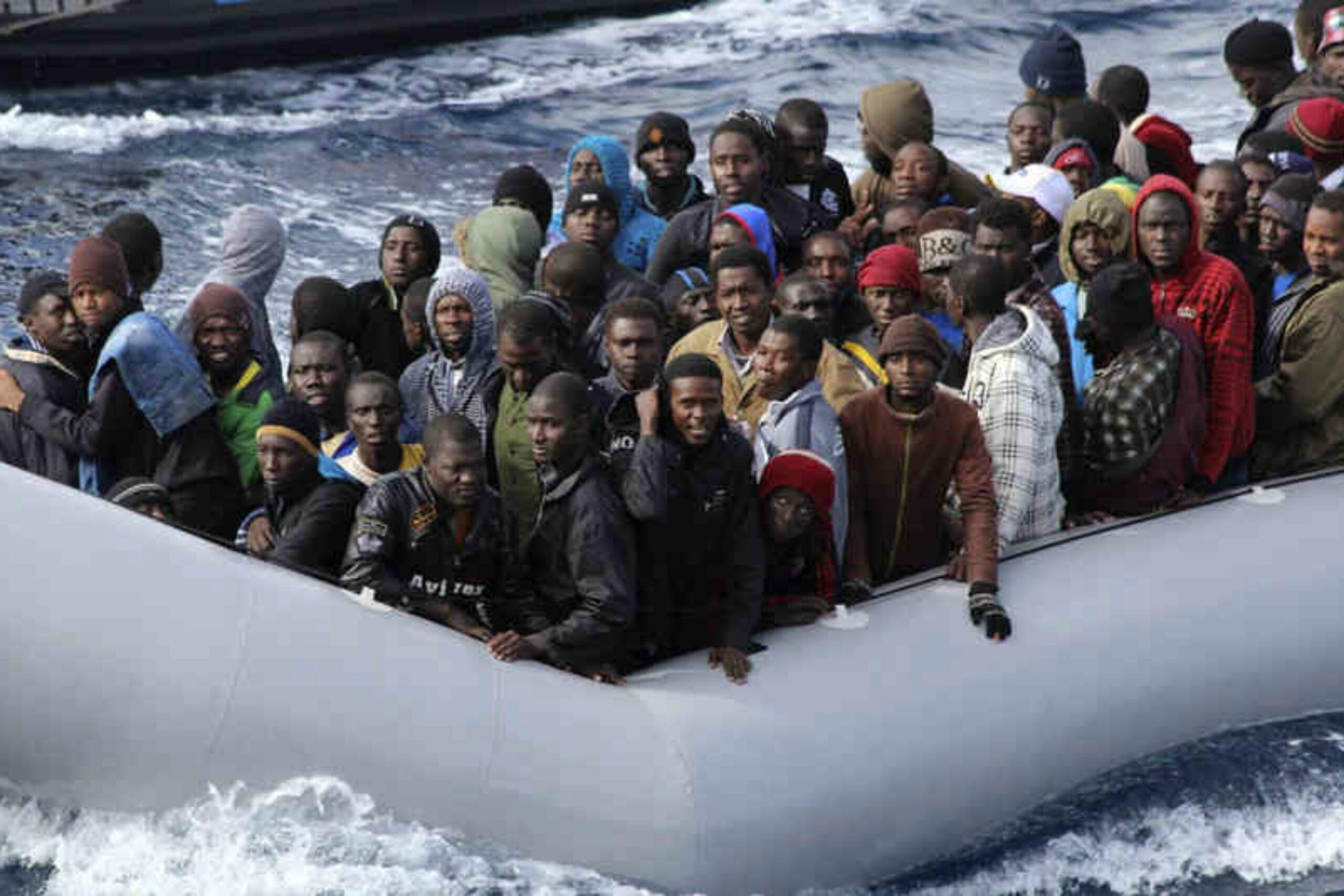Dalších 180 džihádistů přistálo včera na Lampeduse (video)