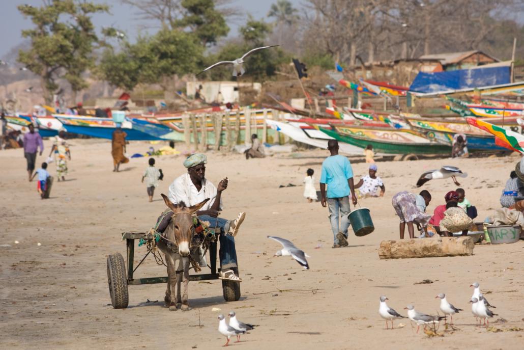 Německo má problém, Gambie odmítá přijmout zpět své kriminálníky