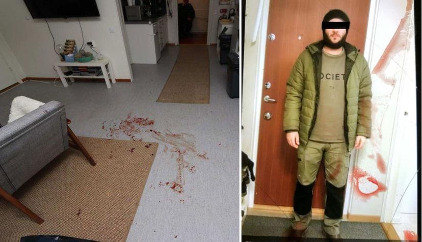 Švédsko: Mostafa pobodal dívku jen proto, že se odmítla svléknout