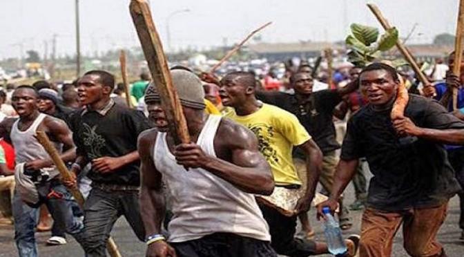 Itálie se začíná měnit na Afriku, jen Nigerijci spáchají ročně 14 tisíc kriminálních činů