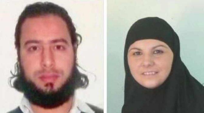Italka si vzala marockého džihádistu, odešla s ním i dětmi do Islámského státu, Itálie ji i děti přijala zpět