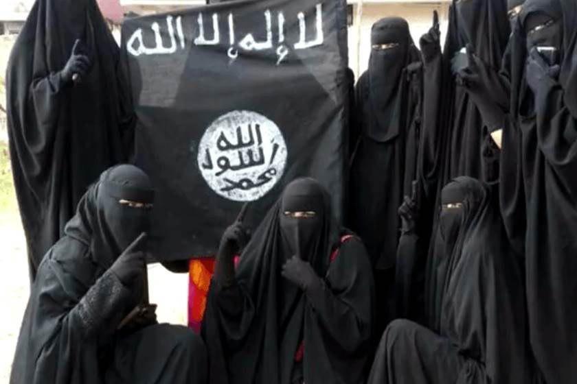 Německo: Teroristka z IS dostala u soudu podmínku