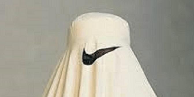 Firma Nike podporuje džihád a právo šaría