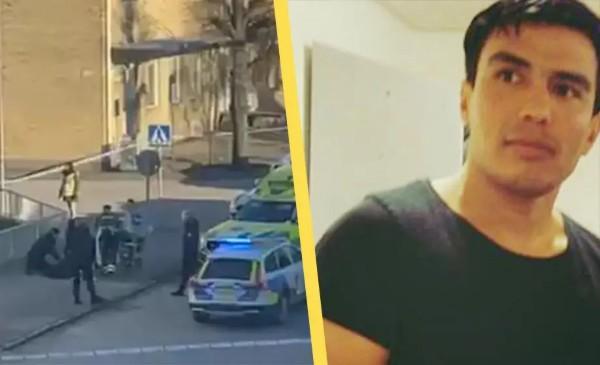 Švédsko: Dnes byla vznesena obžaloba proti Afghánci, který v březnu pobodal 7 lidí