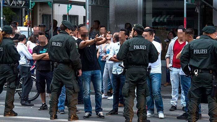 Arabské klany ovládly Berlín, většina jejich členů je již narozena v Německu
