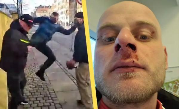 V islamizované kodaňské čtvrti se pálil Korán, mohamedáni zaútočili