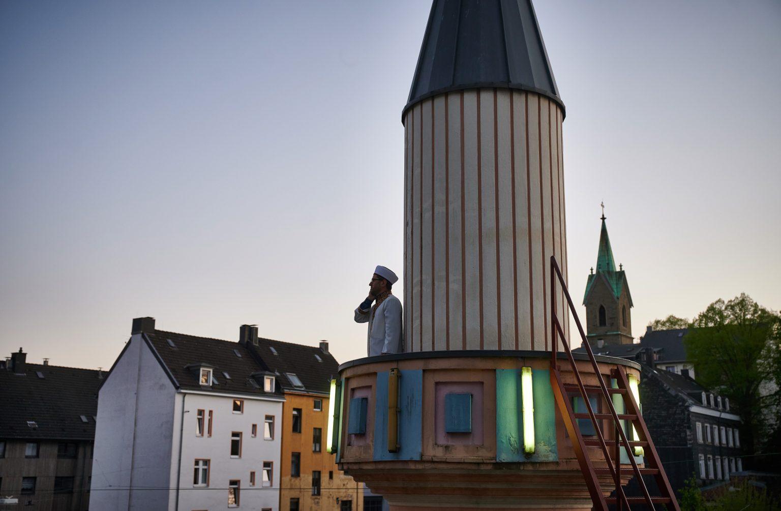 Ve spolkové zemi Hesensko si mohou muezzíni vyřvávat bez omezení