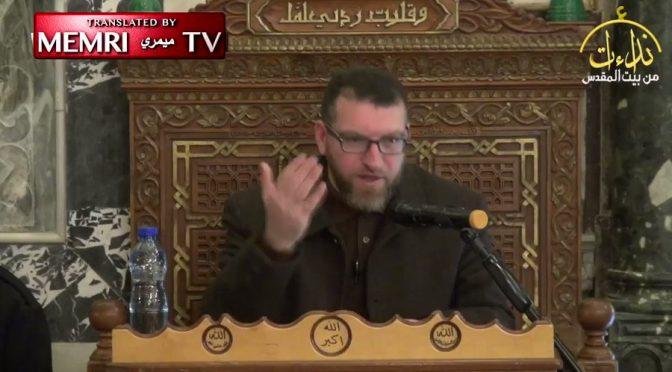 Evropa bude brzy islámská, prohlašuje imám (video)