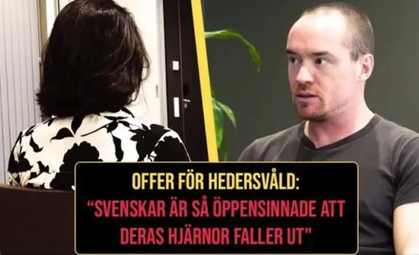 Bývalá muslimka je zděšena z toho, jak mají Švédové vymyté mozky (video)