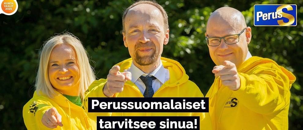 Ve Finsku vede v preferencích strana, která je proti EU a muslimské invazi, Finové volby odložili
