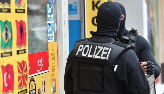 Berlínská policie je infiltrována členy arabských zločinných klanů