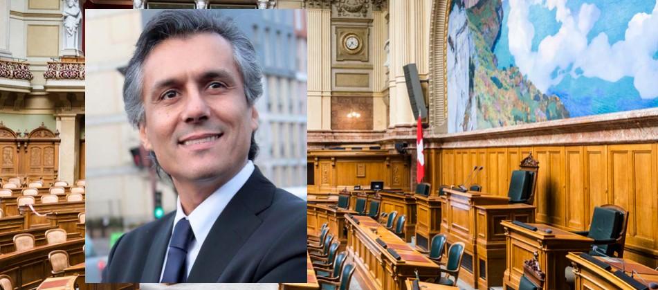 Alžírský milionář slíbil, že zaplatí pokuty za zahalené muslimky ve Švýcarsku