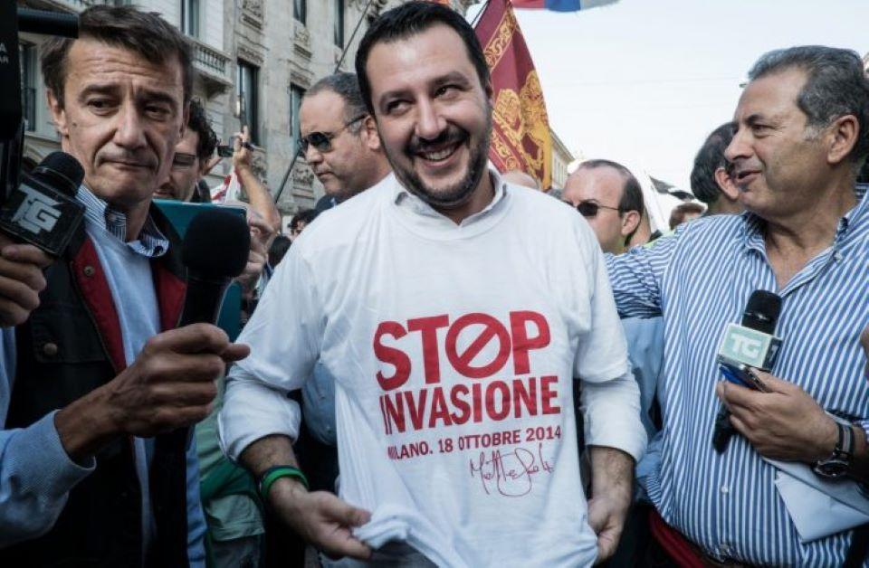 Včera proběhlo v Palermu další soudní slyšení, Salvinimu hrozí až 15 let vězení