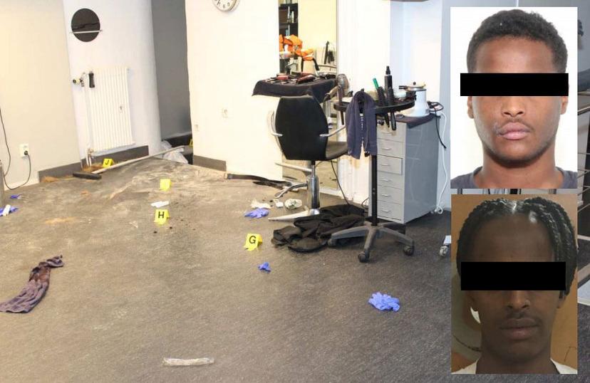 Švédsko: Dva Somálci stříleli v holičství, nebudou deportováni
