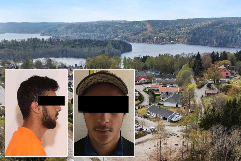 Muslimští vetřelci ponížili, postřelili a okradli švédského chlapce