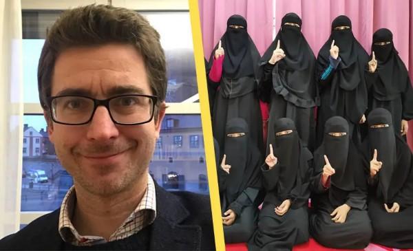 Švédská církev prohlašuje, že by měl být nově Mohamed i křesťanským prorokem